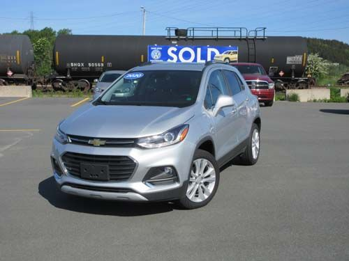 Pre-Owned 2020 Chevrolet Trax Premier