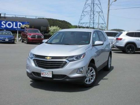 Pre-Owned 2018 Chevrolet Equinox 1LT